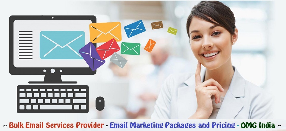 Bulk Email Packages & Pricing : Email Marketing Agencies in Delhi India