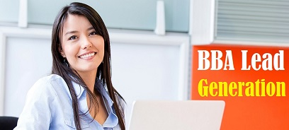 BBA Lead Generation in India